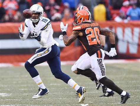 los angeles chargers projecting  teams wide receiver depth chart   page