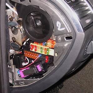 Audi Area  Audi Q7 Diy Hard Wiring Radar Detector In A Q7