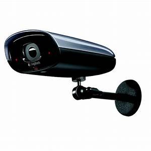 Camera De Surveillance Sans Fil Exterieur : cam ra de surveillance sans fil logitech 961 000342 ~ Melissatoandfro.com Idées de Décoration