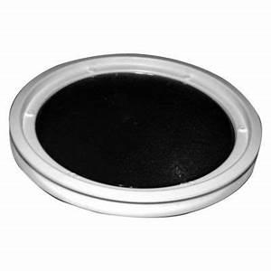 hublot rond blanc o 285 cm castorama With hublot pour porte de garage castorama