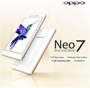 Jual Oppo Neo 7 A33w 16gb Garansi Resmi 1 Tahun Di Lapak