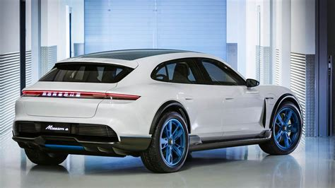 Porsche Taycan Cross Turismo Specs, Range, Performance 0 ...