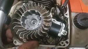 Fixing A Stihl 066 Magnum Redlight Edition Flywheel And Coil