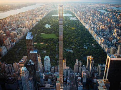 worlds skinniest skyscraper completed   york