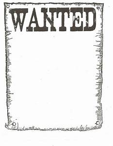 wanted poster template for kidsclassroom books worth With read poster template