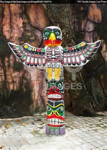 Totem Pole Wings