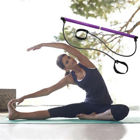 esercizi interno braccia barre elastiche per esercizi pilates braccia