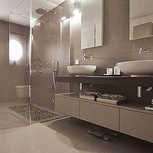 Badezimmer Fliesen Braun : 25 best ideas about badezimmer braun on pinterest wohnwand braun braunes haus and rustikale ~ Orissabook.com Haus und Dekorationen