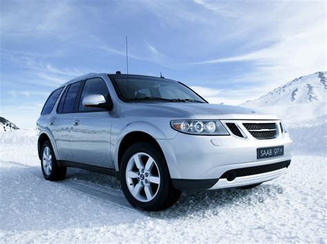 Saab 9-7x Specs & Photos