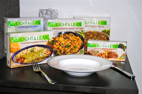 S Light And Lean by Lunch On The Go The Frozen Food Option Bendall