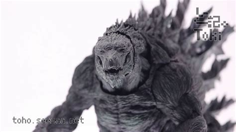S.h.monsterarts Godzilla(2017) Display