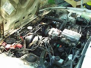 Toyota Mr2 E-fan Install Into My Gsl-se
