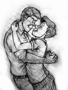 eskimo kiss :D by badboyLampwick on DeviantArt