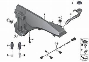 Bmw X5 Washer Fluid Reservoir  System  Syst  Head