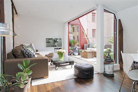 Bel Appartement Duplex à Göteborg à L'agencement Atypique