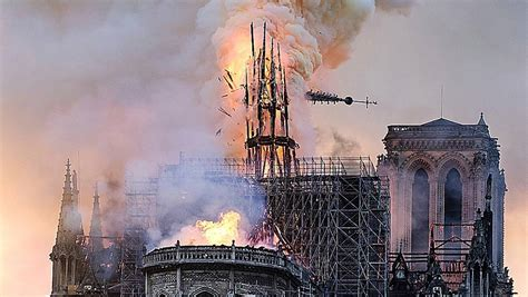 notre dame cathedral fire  famous houses  worship