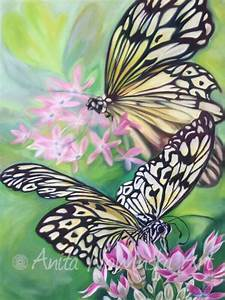 Artist's Journey through a Butterfly Painting - Anita ...