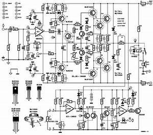 300w power amplifier elektor in 2018 tools pinterest With circuit board diy