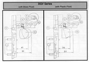 41030 022 Weber Dgv Dgav Dfev Dgas Plastic Float
