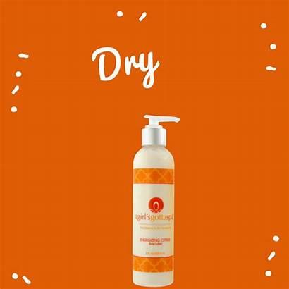 Lotion Skin Spa Butter Citrus Oil Dry