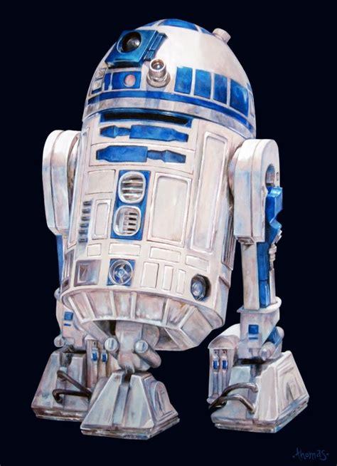R2 D2 - Star Wars Art Print by Whiterabbitart | Society6 ...