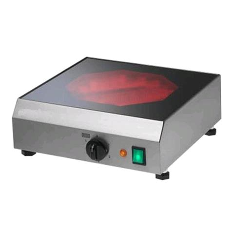 piano cottura elettrici piano cottura elettrico mod qd412 piano in vetroceramic
