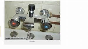 plomberie08 changement d39une tete ceramique d39un robinet With comment changer le joint d un robinet