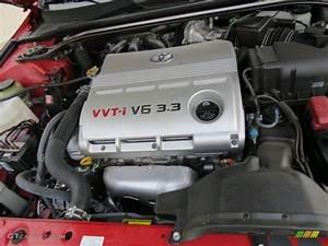 2006 Toyota Solara Se V6 Convertible 3 3 Liter Dohc 24