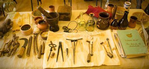 mediaeval medicine  herbs  adrianne jones