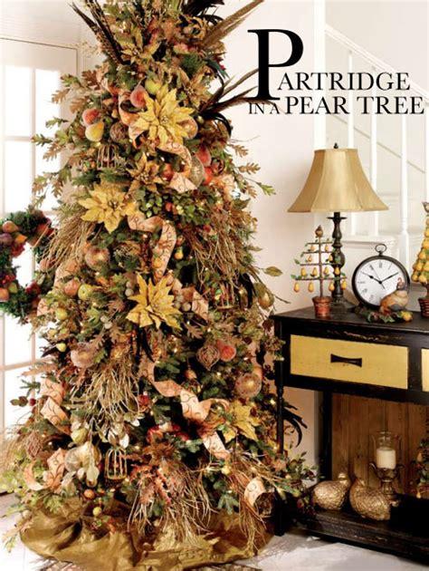 beautifully festive christmas tree themes celebrating