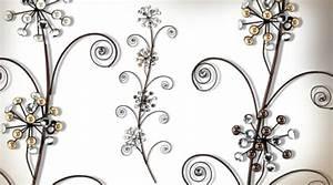 Deco Murale Metal : id es de d coration murale en fer ~ Voncanada.com Idées de Décoration