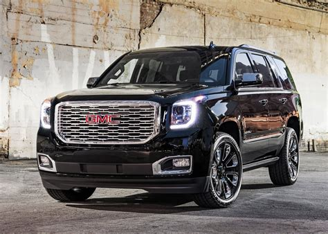 2019 Gmc Yukon Denali Colors  Highest Rated Suv