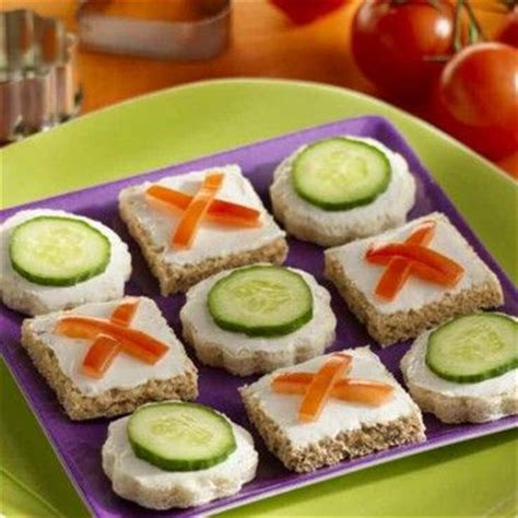canapé mickey canapes appetizers and vegetarian diets on