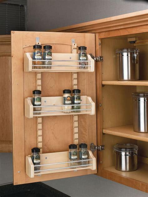 Rev A Shelf Spice Rack by Rev A Shelf 4asr 21 Wood 4asr Series Adjustable