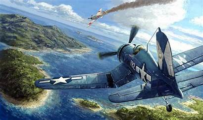 Fighter Plane War Wwii Aircraft Wallpapers Ii