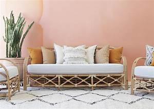 Soco Rattan Sofa Naturally Cane Rattan And Wicker Furniture