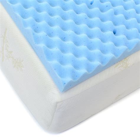 egg crate mattress pad egg crate gel infused memory foam mattress topper