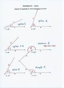 Winkel Berechnen übungen Mit Lösungen : hubsi s lehrerhomepage ~ Themetempest.com Abrechnung
