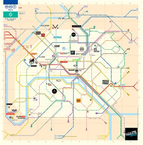 Carte Vin Metro by Une Carte De Metro Subway Application