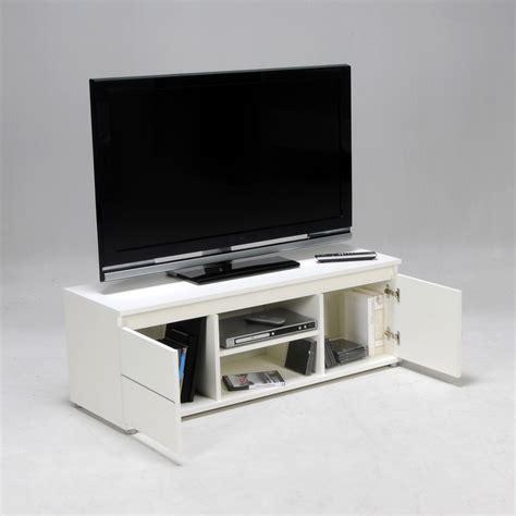 meuble cuisine 110 cm meuble tv 2 portes 2 niches en bois longueur 110cm