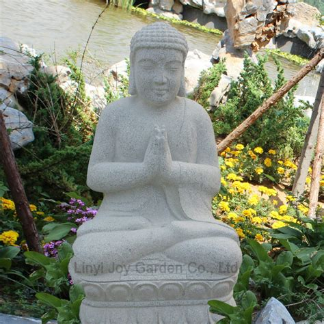 wholesale carved garden granite large buddha