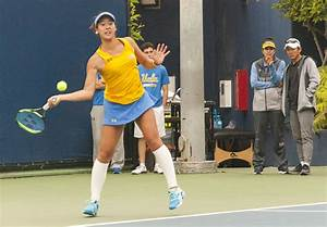 Women's tennis sweeps Fresno State in first round of NCAA ...