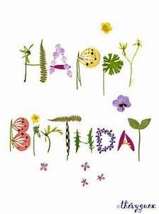 une jolie carte double au motif pommes vintage pour lui With chambre bébé design avec bouquet de fleurs pour anniversaire 60 ans