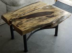 Table Bois Exotique : table bois espace public ~ Farleysfitness.com Idées de Décoration