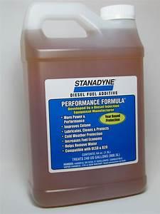 Stanadyne Diesel Fuel Additive - Performance Formula - 64 Ounce Bottle