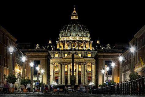 Basilica Di San Pietro Cupola by Visita Alla Basilica Di San Pietro Al Vaticano Come