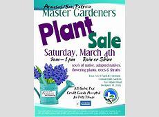 AransasSan Patricio Master Gardener Spring Plant Sale