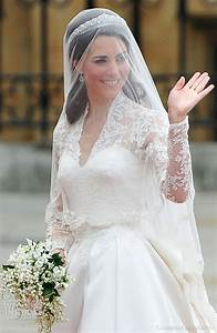 kate middletons wedding dress inspired by grace kelly With middleton wedding dress