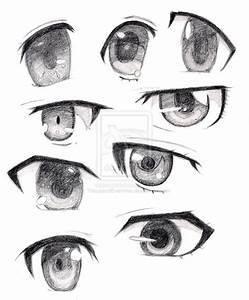 Anime Eyes male | females anime eyes by thousandenemies ...