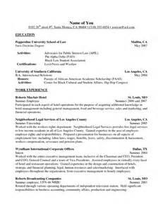 community service worker sle resume graduate